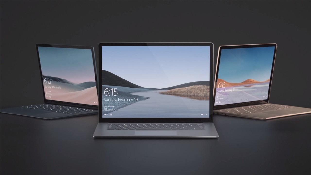 Surface laptop3を購入!究極のタッチパッド。