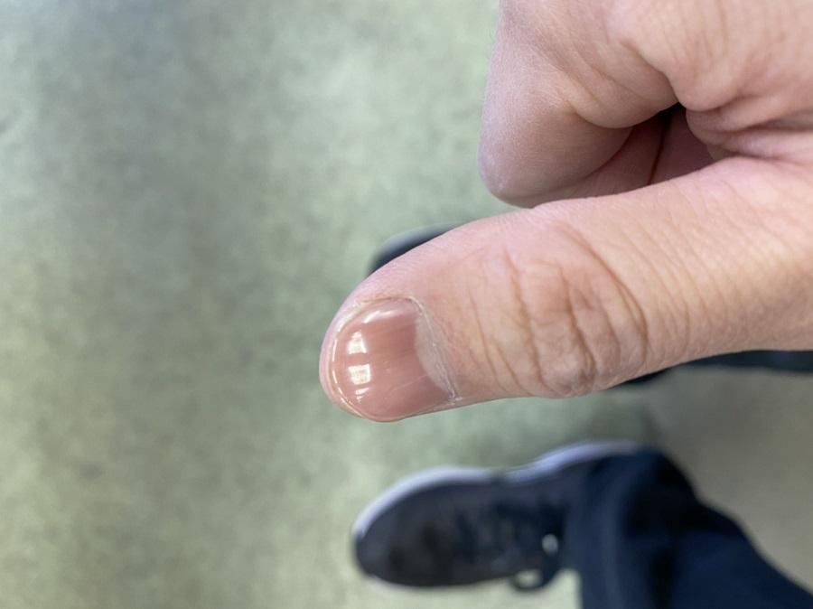 【美容】なにも塗らずに自爪を物理的にきれいにする方法!【身だしなみ】